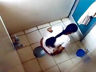 caught