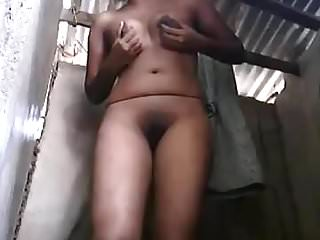 Indian Girl showing Boobs and pussy to her BF